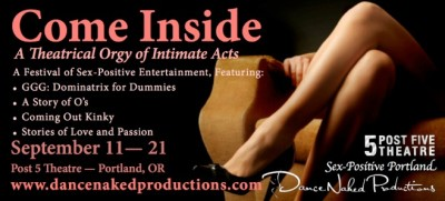 Come Inside: A Theatrical Orgy of Intimate Acts